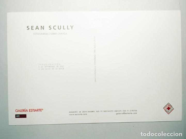 Arte: Tarjetón inauguración exposición SEAN SCULLY - Foto 2 - 209713471