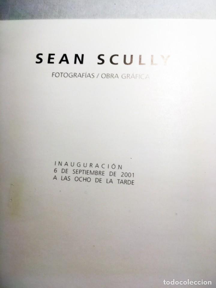 Arte: Tarjetón inauguración exposición SEAN SCULLY - Foto 3 - 209713471