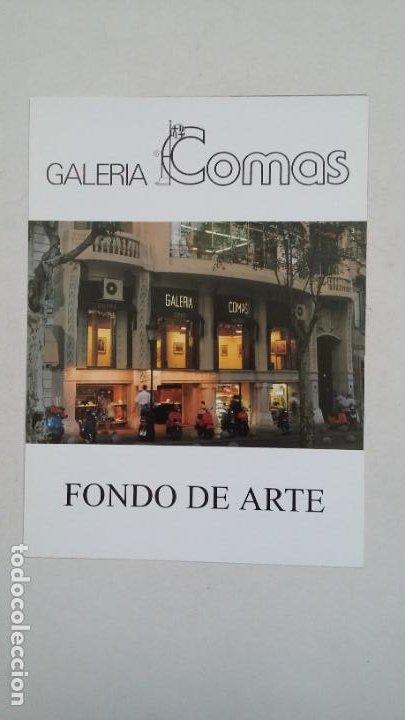 GALERIA COMAS FONDO ARTE. BARCELONA. TDKC65 (Arte - Catálogos)