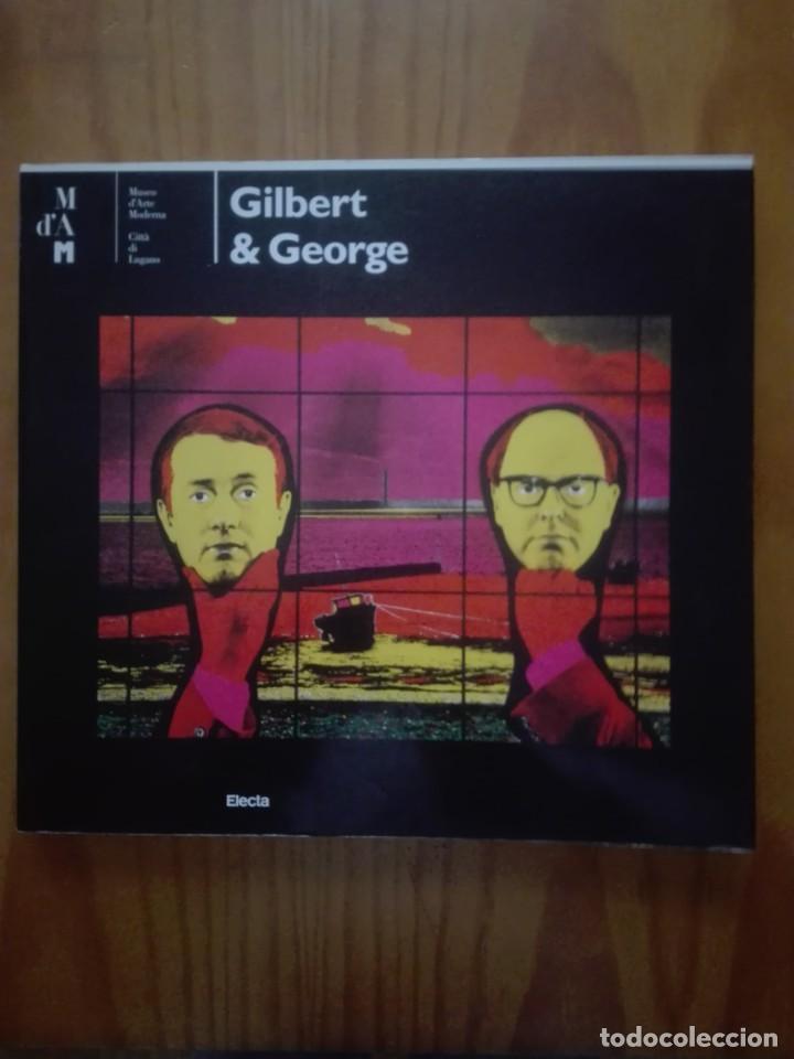 GILBERT&GEORGE. MUSEO DE ARTE MODERNO DE LUGANO. (Arte - Catálogos)