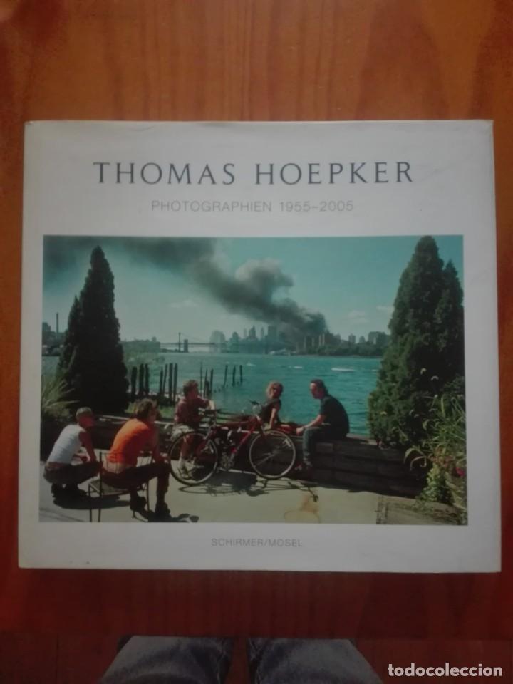 TOMAS HOEPKER. FOTOGRAFÍAS (Arte - Catálogos)