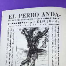 Arte: EL SURREALISMO EN ESPAÑA - DOCUMENTOS - MUSEO REINA SOFIA - 1995. Lote 210396022