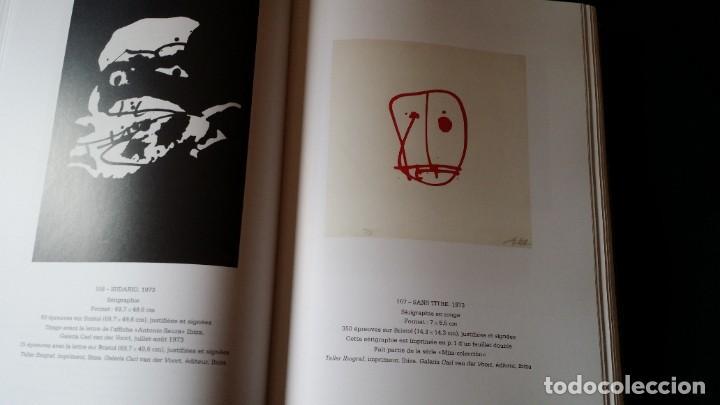 Arte: CAFLISH: Antonio SAURA, catálogo razonado de la obra gráfica, NUEVO / CRAMER - Foto 10 - 210404712