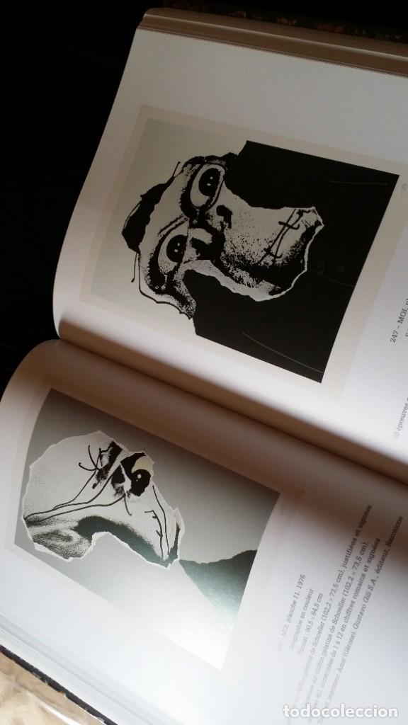 Arte: CAFLISH: Antonio SAURA, catálogo razonado de la obra gráfica, NUEVO / CRAMER - Foto 11 - 210404712