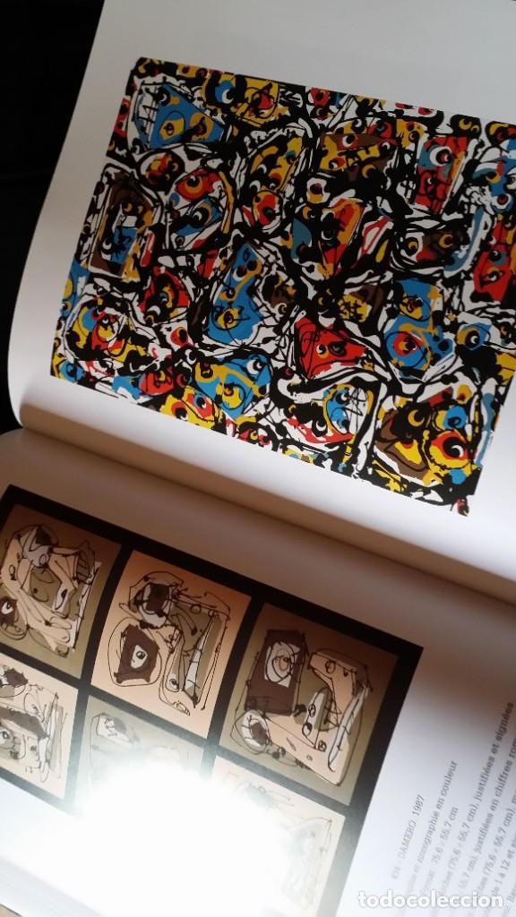 Arte: CAFLISH: Antonio SAURA, catálogo razonado de la obra gráfica, NUEVO / CRAMER - Foto 12 - 210404712