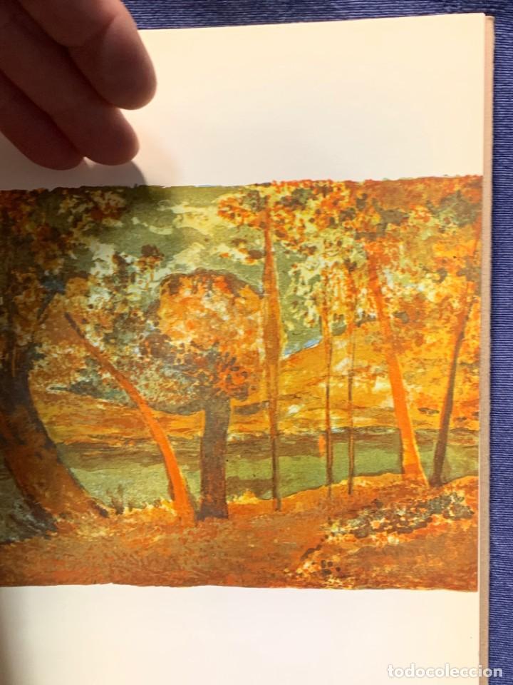 Arte: catalogo exposicion galeria rayuela 1975 garcia ochoa obra reciente oleos 21x17cms - Foto 3 - 210457422