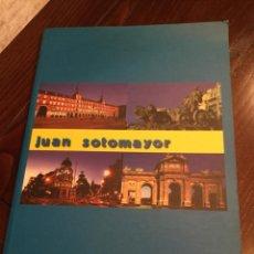Arte: LIBRO DE JUAN SOTOMAYOR. Lote 210968617