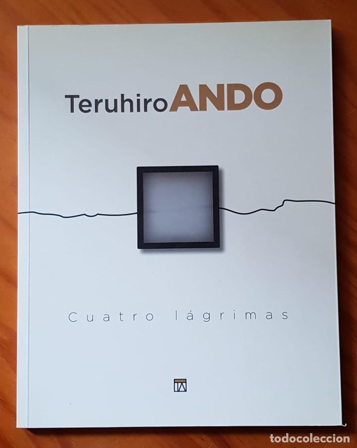 CATÁLOGO DE ARTE. TERUHIRO ANDO (Arte - Catálogos)