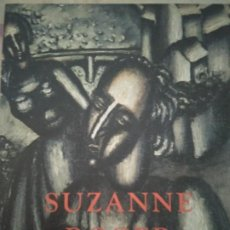 Arte: SUZANNE ROGER - PINTURES 1923-1927 - CATALOGO GALERIA JOAN GASPAR 2004. Lote 212486277