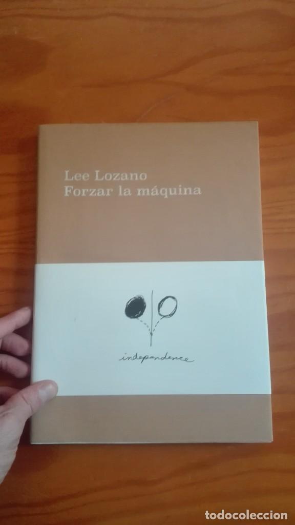 CATÁLOGO. LEE LOZANO. MNCARS (Arte - Catálogos)