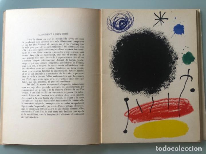 Arte: CATALOGO MIRÒ OBRA INÈDITA RECENT - Foto 13 - 213207137
