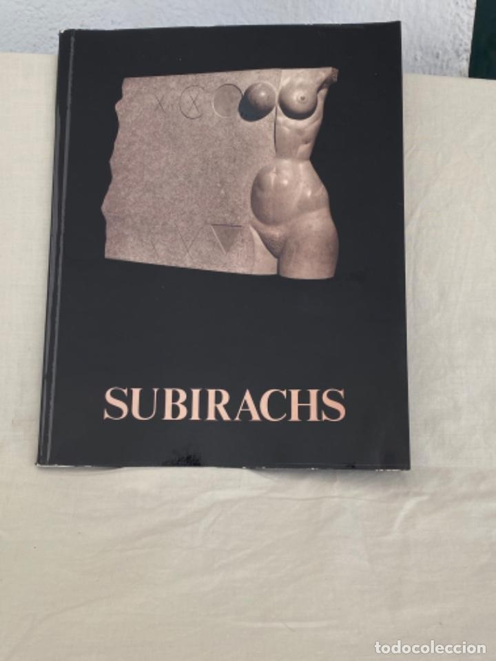 SUBIRACHS LA REALIDAD IMAGINADA JOSEP MARIA SUBIRACHS CATÁLOGO EXPOSICIÓN GALERÍA BIOSCA MADRID 1977 (Arte - Catálogos)
