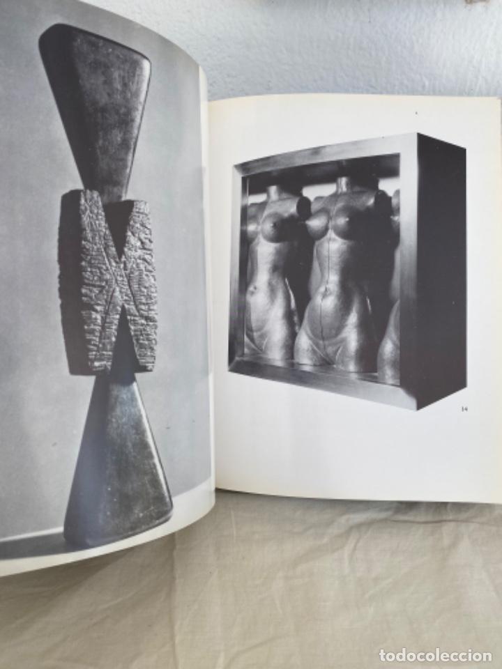 Arte: Subirachs la realidad imaginada Josep Maria Subirachs catálogo exposición Galería Biosca Madrid 1977 - Foto 7 - 213642425