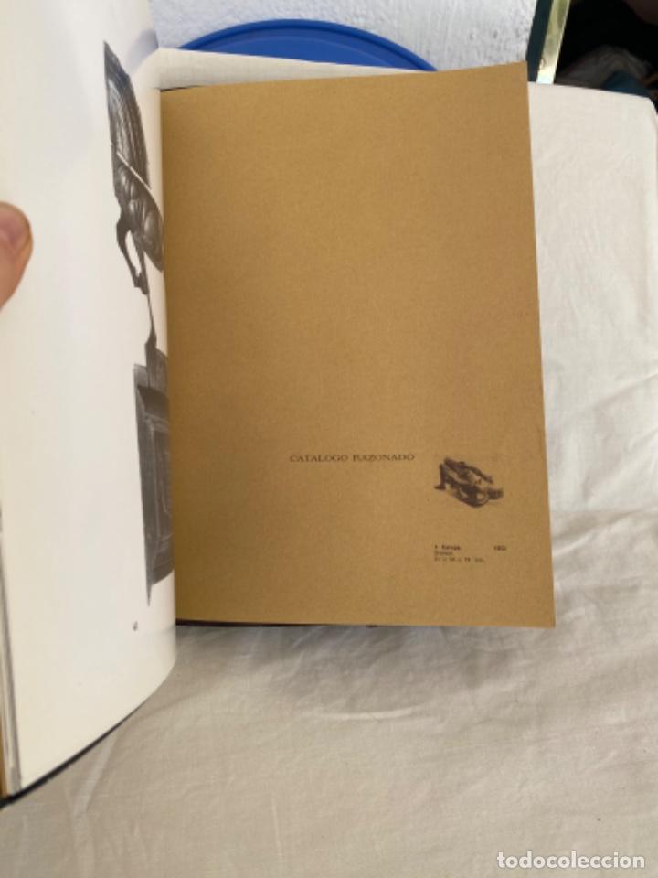 Arte: Subirachs la realidad imaginada Josep Maria Subirachs catálogo exposición Galería Biosca Madrid 1977 - Foto 9 - 213642425