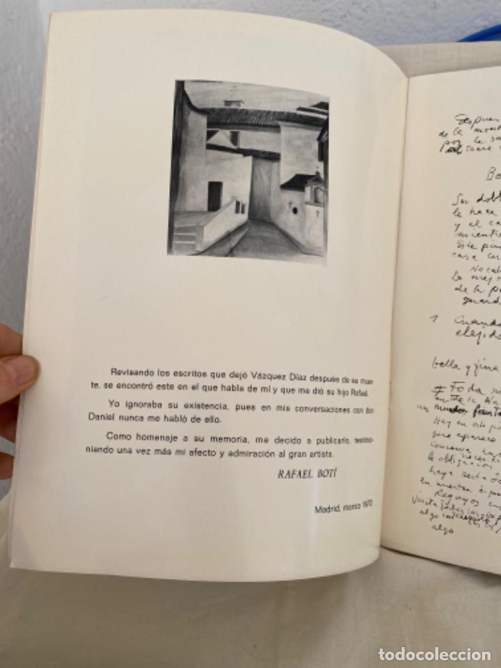 Arte: RAFAEL BOTÍ catalogo de arte GALERIA DE ARTE LAZARO 1972 - Foto 3 - 213643073