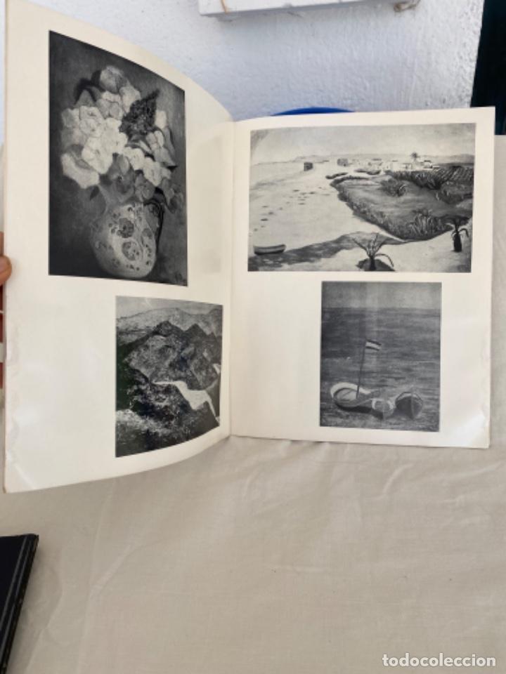 Arte: RAFAEL BOTÍ catalogo de arte GALERIA DE ARTE LAZARO 1972 - Foto 6 - 213643073