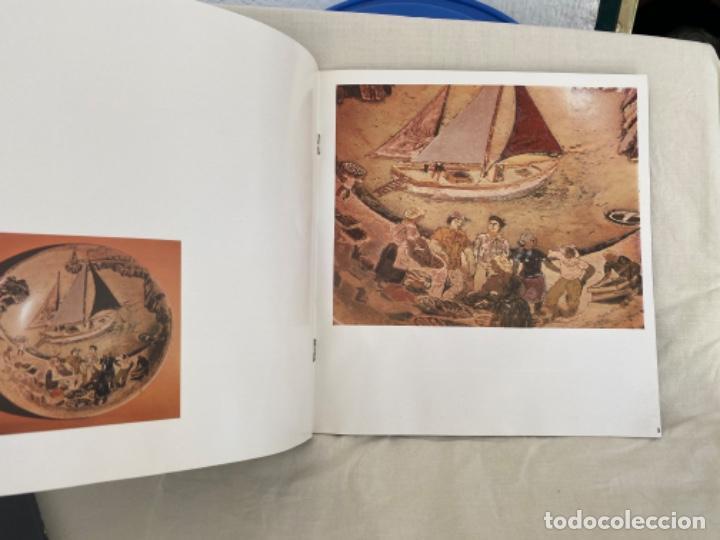 Arte: Catalogo de ceramicas Josep i jordi serra galeria biosca 1978 ceramica cataluña - Foto 5 - 213643862