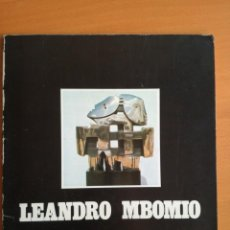 Arte: LEANDRO MBOMIO -DAU AL SET 1977-. Lote 214292512