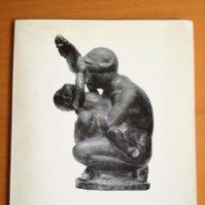 Arte: MANOLO HUGUE - 1872-1945 - EXPOSICION HOMENAJE CALDES DE MONTBUI OCTUBRE 1969. Lote 214292655