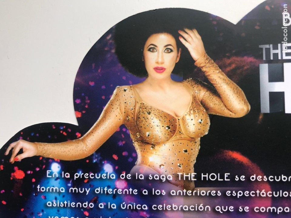 Arte: Envío 8€. Mascara programa BIENVENIDOS A DE HOLE ZERO Mide 30x40cm. - Foto 5 - 218077755