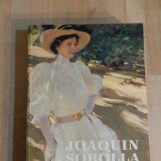 Arte: JOAQUÍN SOROLLA Y BASTIDA .- EDMUND PEEL IVAM 1989 .- CATÁLOGO DE EXPOSICIÓN. Lote 218383142