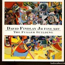 Arte: CATÁLOGO: DAVID FINDLAY JR FINE ART. THE FULLER BUILDING. (B/A58.1). Lote 218390600