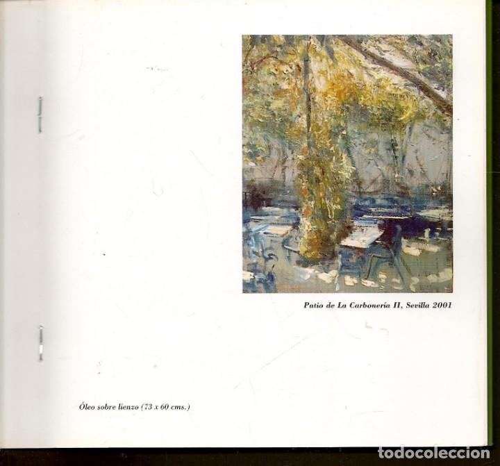 Arte: CATÁLOGO(LOMO): CASTRILLO. OBRA RECIENTE. LA CARBONERÍA. SEVILLA (B/A58.1) - Foto 2 - 218391141