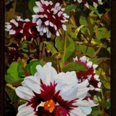 Arte: CLOWEILLER. FLEURS. TARJETA INVITACIÓN INAUGURACIÓN. SEVILLA, MAYO 2011. (B/A58.1). Lote 218391557