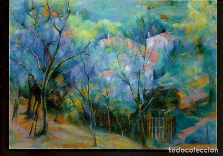 TARJETA: INVITACIÓN INAUGURACIÓN EXPOSICIÓN: PACO CUADRADO. SEVILLA, 2005. (B/A58.1) (Arte - Catálogos)