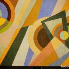 Arte: TARJETA: INVITACIÓN INAUGURACIÓN EXPOSICIÓN: VIRGILIO VALLMAJÓ. SEVILLA, 2007. (B/A58.1). Lote 218402168