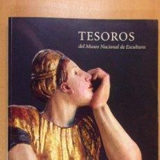 Arte: TESOROS DEL MUSEO NACIONAL DE ESCULTURA / LA LONJA, ZARAGOZA. 2005. Lote 218417690
