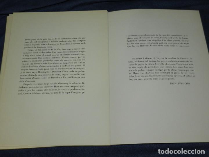 Arte: (M) JOAN MIRÓ OBRA INÉDITA RECIENTE + MIRÓ ALBUM 19 , SALA GASPAR 1964, JOAN BROSSA - Foto 15 - 218672912
