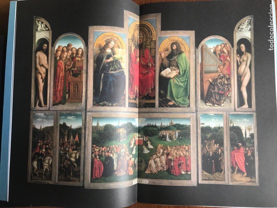 Arte: Envío 8€. Catalogo EDUARDO ARROYO EL CORDERO MISTICO. 24 PÁGINAS mas cubirtas 39X 26.cm museo del.. - Foto 2 - 218699421