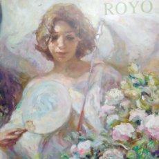 Arte: MEDITERRANI JOSE ROYO, EXPOSICIÓN DEL PINTOR VALENCIANO. Lote 219518470
