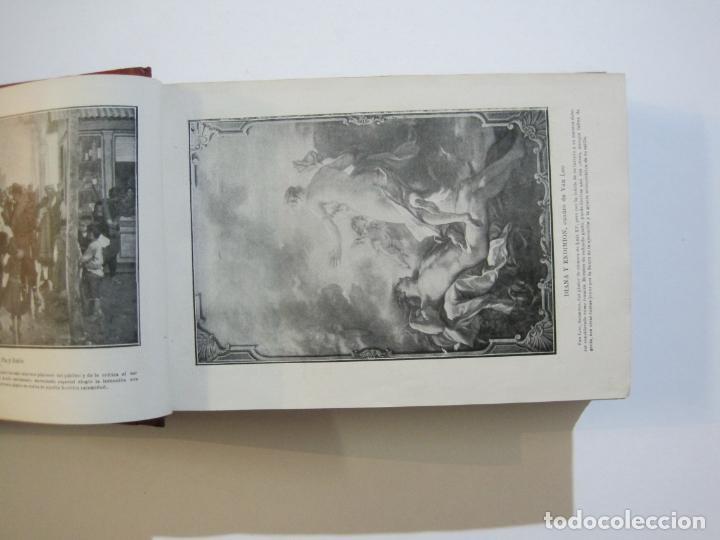 Arte: JOYAS DEL ARTE-LIBRO CONTENIENDO CIENTOS DE IMAGENES DE CUADROS DE ARTE-VER FOTOS-(V-22.282) - Foto 7 - 219556365
