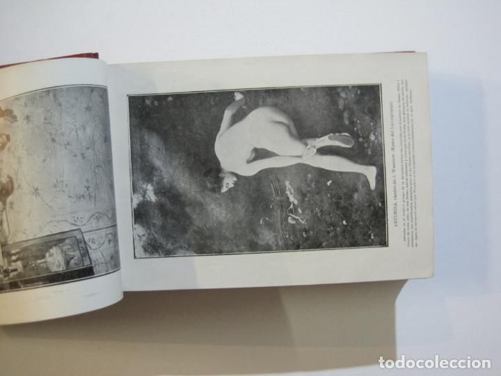 Arte: JOYAS DEL ARTE-LIBRO CONTENIENDO CIENTOS DE IMAGENES DE CUADROS DE ARTE-VER FOTOS-(V-22.282) - Foto 8 - 219556365