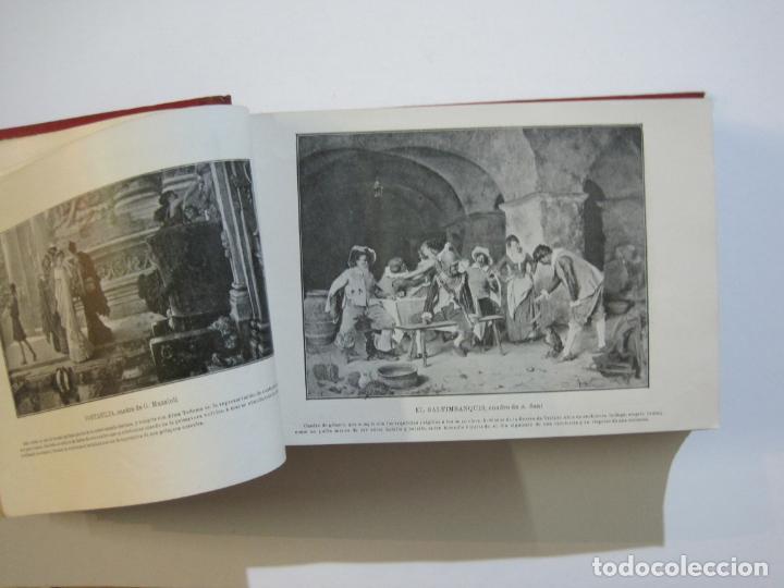 Arte: JOYAS DEL ARTE-LIBRO CONTENIENDO CIENTOS DE IMAGENES DE CUADROS DE ARTE-VER FOTOS-(V-22.282) - Foto 11 - 219556365