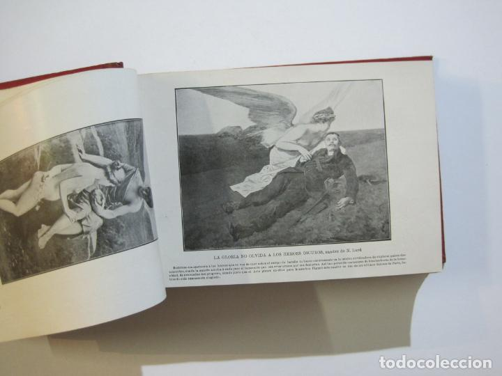 Arte: JOYAS DEL ARTE-LIBRO CONTENIENDO CIENTOS DE IMAGENES DE CUADROS DE ARTE-VER FOTOS-(V-22.282) - Foto 12 - 219556365