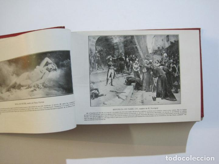 Arte: JOYAS DEL ARTE-LIBRO CONTENIENDO CIENTOS DE IMAGENES DE CUADROS DE ARTE-VER FOTOS-(V-22.282) - Foto 13 - 219556365