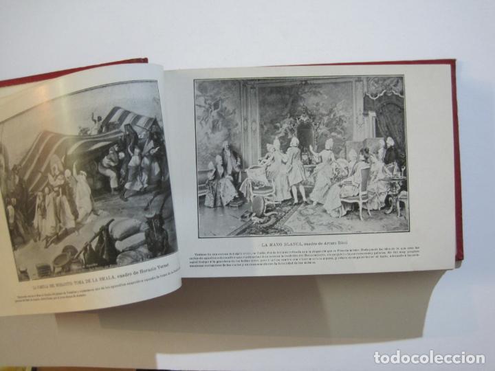 Arte: JOYAS DEL ARTE-LIBRO CONTENIENDO CIENTOS DE IMAGENES DE CUADROS DE ARTE-VER FOTOS-(V-22.282) - Foto 14 - 219556365