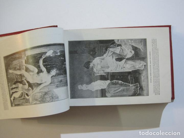 Arte: JOYAS DEL ARTE-LIBRO CONTENIENDO CIENTOS DE IMAGENES DE CUADROS DE ARTE-VER FOTOS-(V-22.282) - Foto 15 - 219556365