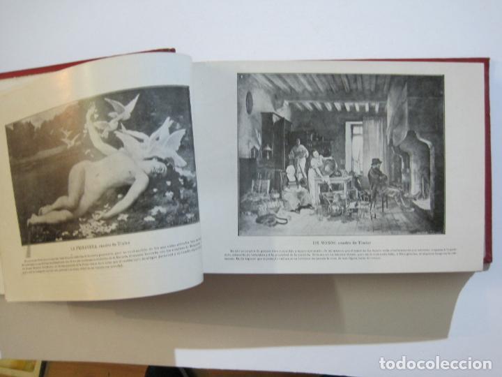 Arte: JOYAS DEL ARTE-LIBRO CONTENIENDO CIENTOS DE IMAGENES DE CUADROS DE ARTE-VER FOTOS-(V-22.282) - Foto 16 - 219556365