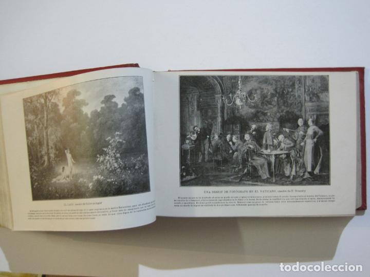 Arte: JOYAS DEL ARTE-LIBRO CONTENIENDO CIENTOS DE IMAGENES DE CUADROS DE ARTE-VER FOTOS-(V-22.282) - Foto 17 - 219556365