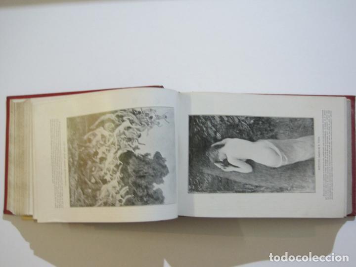 Arte: JOYAS DEL ARTE-LIBRO CONTENIENDO CIENTOS DE IMAGENES DE CUADROS DE ARTE-VER FOTOS-(V-22.282) - Foto 18 - 219556365