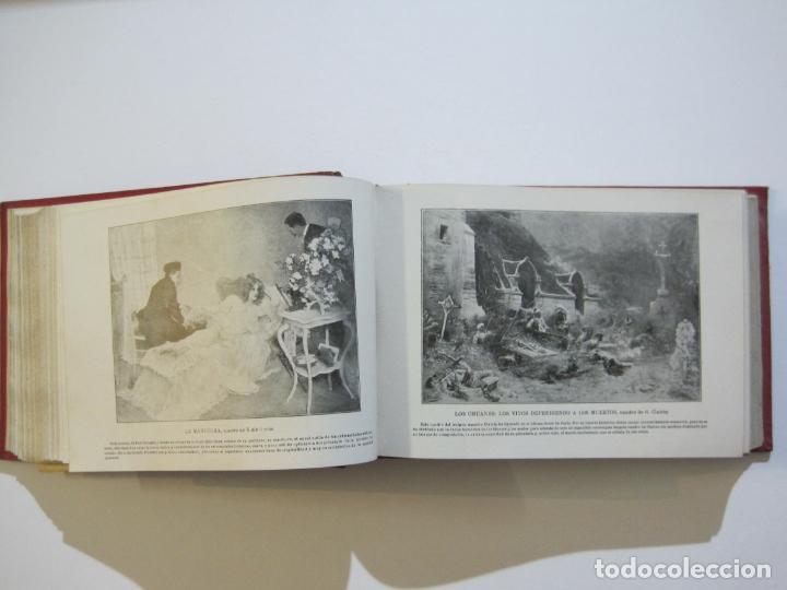 Arte: JOYAS DEL ARTE-LIBRO CONTENIENDO CIENTOS DE IMAGENES DE CUADROS DE ARTE-VER FOTOS-(V-22.282) - Foto 19 - 219556365