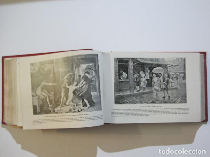 Arte: JOYAS DEL ARTE-LIBRO CONTENIENDO CIENTOS DE IMAGENES DE CUADROS DE ARTE-VER FOTOS-(V-22.282) - Foto 21 - 219556365