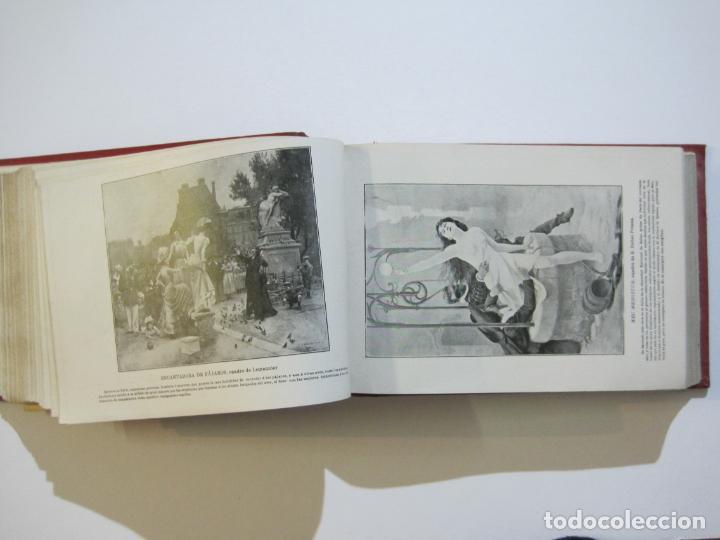 Arte: JOYAS DEL ARTE-LIBRO CONTENIENDO CIENTOS DE IMAGENES DE CUADROS DE ARTE-VER FOTOS-(V-22.282) - Foto 22 - 219556365