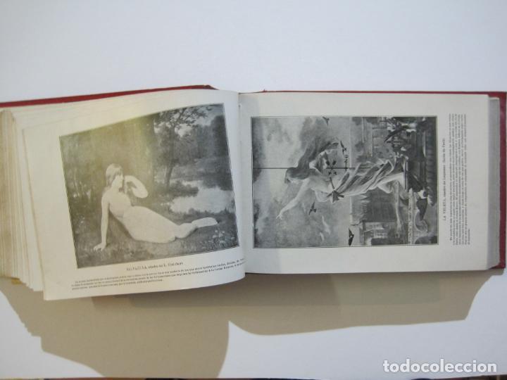 Arte: JOYAS DEL ARTE-LIBRO CONTENIENDO CIENTOS DE IMAGENES DE CUADROS DE ARTE-VER FOTOS-(V-22.282) - Foto 23 - 219556365