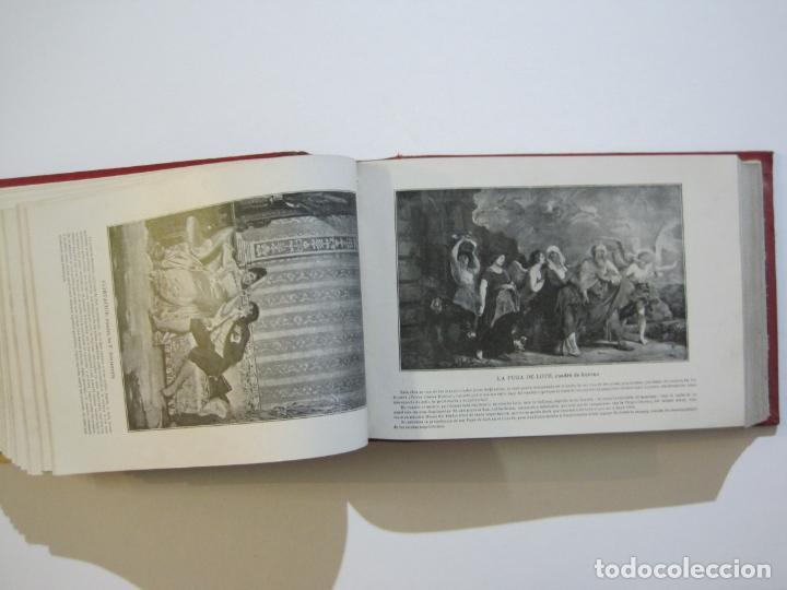 Arte: JOYAS DEL ARTE-LIBRO CONTENIENDO CIENTOS DE IMAGENES DE CUADROS DE ARTE-VER FOTOS-(V-22.282) - Foto 24 - 219556365