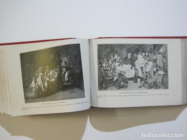 Arte: JOYAS DEL ARTE-LIBRO CONTENIENDO CIENTOS DE IMAGENES DE CUADROS DE ARTE-VER FOTOS-(V-22.282) - Foto 29 - 219556365